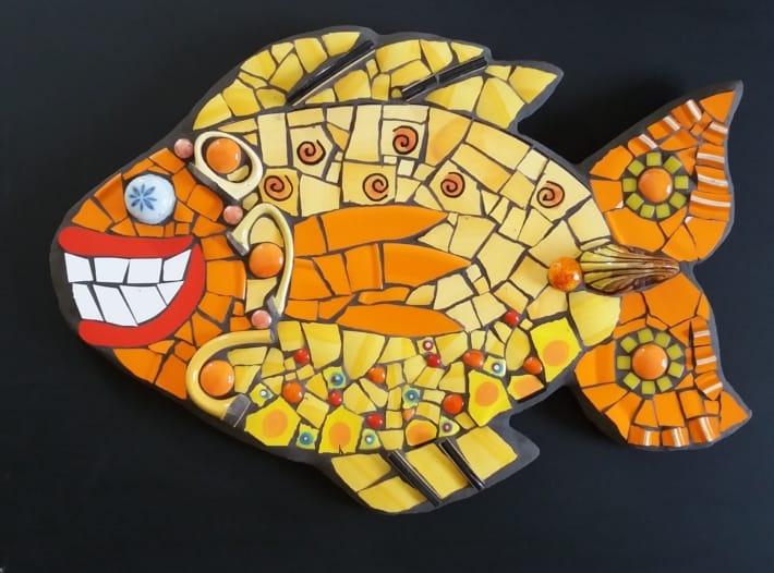 Gladys the Gorgeous Goldfish