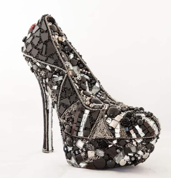 Deadly in Heels