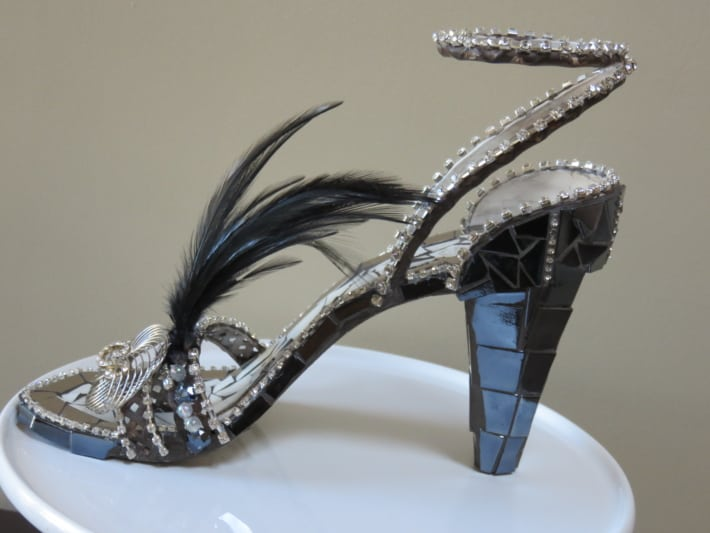 Fifi La Belle's Shoe