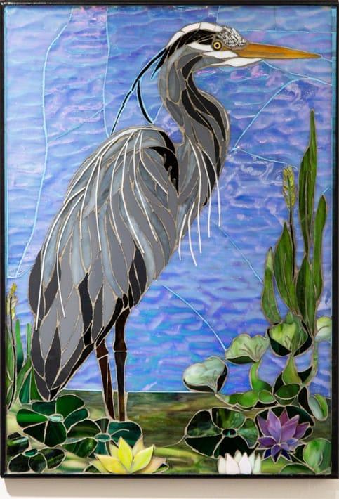 """Karen Brierly  """"Heron"""""""