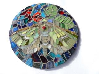 'Male Puriri Moth'  Maria Middlebrook-Wells