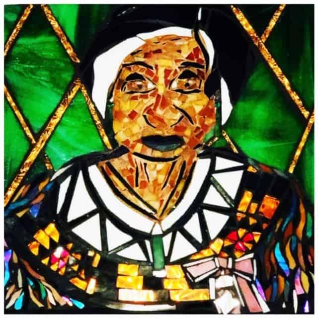 """'Te Whaea o te Motu (""""Mother of the Nation"""")'  Dessa Bluu"""