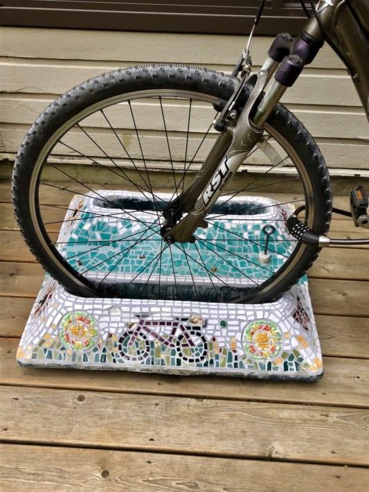 Vancouver Bike Rack 1