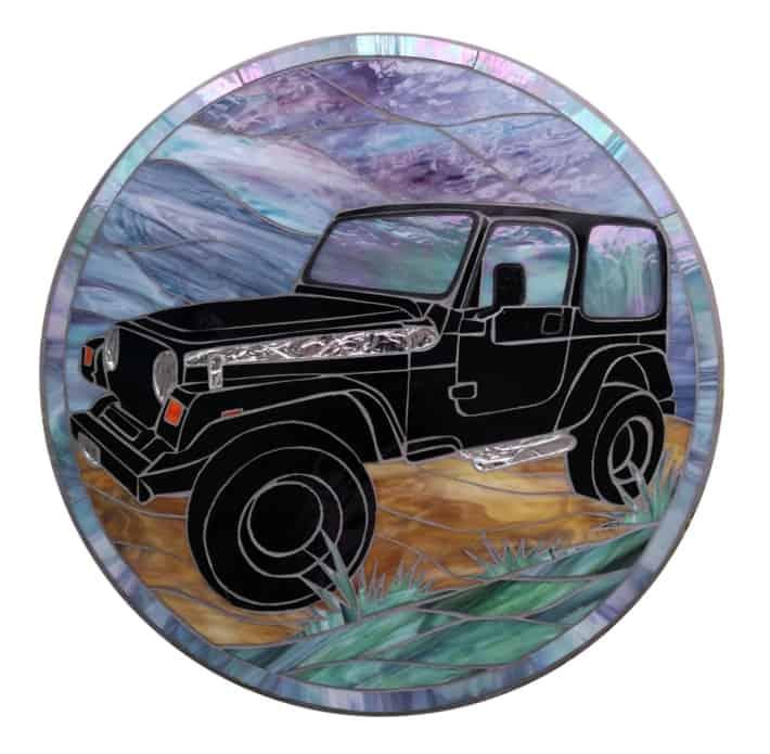 Just Enough Essential Parts (Jeep)